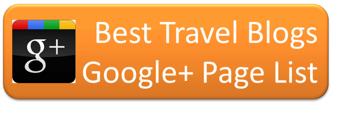 Headline for Travel Blog Google+ Pages - A comprehensive List of Google+ Pages of Travel Bloggers