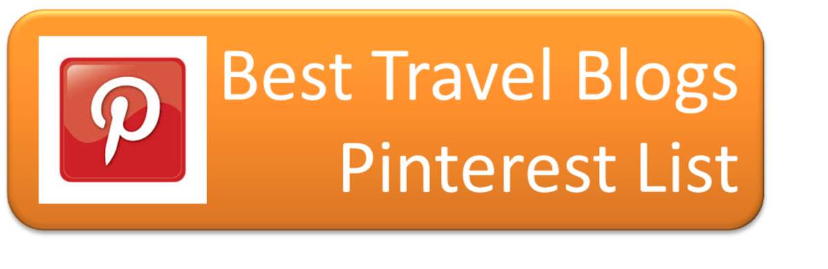 Headline for Travel Blog Pinterest Pages - A comprehensive List of Pinterest Pages of Travel Bloggers