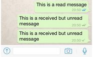 WhatsApp Lets Users Know When Messages Are Read - AllFacebook