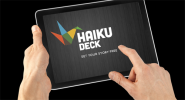 Presentation Software That's Simple, Beautiful, and Fun | Haiku Deck