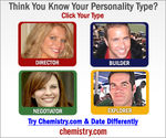 Chemistry | A new online dating site from Match.com for singles