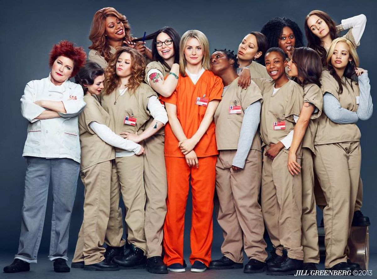 Headline for Orange Is The New Black : Who's your favourite inmate?