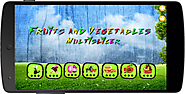 Fruits & Vegetables - Multislicer 3D Game