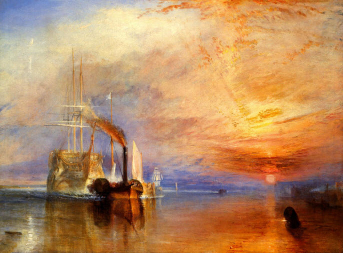 Headline for J.M.W. Turner: 10 Essential Paintings