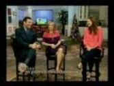 WFLA Daytime Interview about Travel and the Volunteer Traveler's Handbook