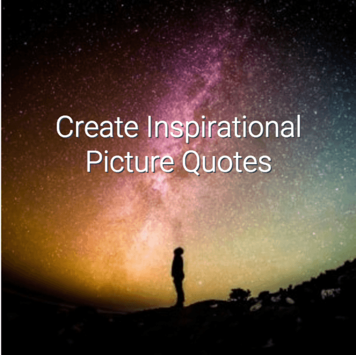 easy ways to make picture quotes online koffeebin