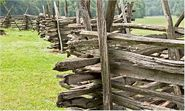 What Are the Different Types of Rustic Fencing?