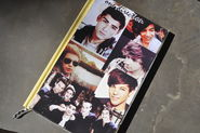 One Direction DIY Journal-Cut out and Keep