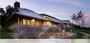 The Nature Inn at Bald Eagle State Park -
