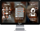 Online Recruitment Solution Software that Solves Staff Selection, Expr3ss! it's web based and it's Australian - Austr...