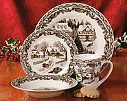 Best-Rated Christmas Holiday Dinnerware Sets On Sale - Reviews And Ratings & Best-Rated Christmas Holiday Dinnerware Sets On Sale - Reviews And ...