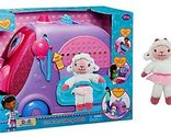 Doc McStuffins Get Better Talking Mobile Clinic Toy Reviews 2014