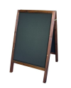 Square Framed Chalkboard A-Board - Chalkboard Displays & A-Boards - Hertfordshire, London UK
