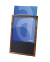Slide In Chalkboard Poster Frame - Chalkboard Displays & A-Boards - Hertfordshire, London UK