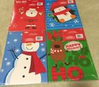 3 PACK DECORATED CHRISTMAS GIFT BOXES (styles may vary)