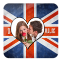 UK Flag Frame Maker