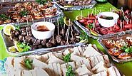 Reka provides all type of function catering Wellington