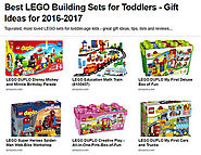 LEGO Gifts for Toddlers – Best of Duplo Sets for 2017