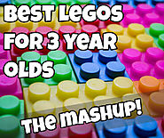 Best LEGOs for 3 Year Olds for 2016 (and Into 2017)