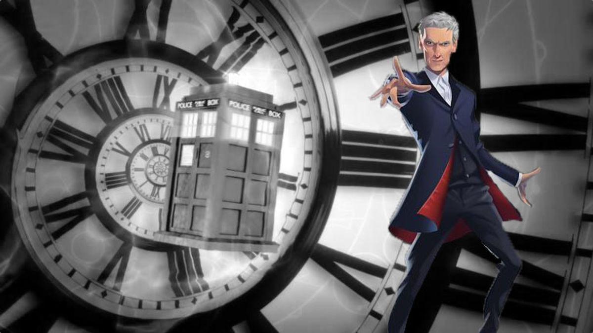 Headline for 12 reasons to love the Twelfth Doctor
