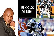 Derrick Moore - Former NFL Running Back, Top Motivational Speaker