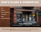 Sam's Glass & Mirror Inc. - Dependability in a Glass Company