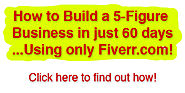 Fiverr Marketing