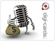 Money Making Opportunities For Recording Artists | Digi-Cards
