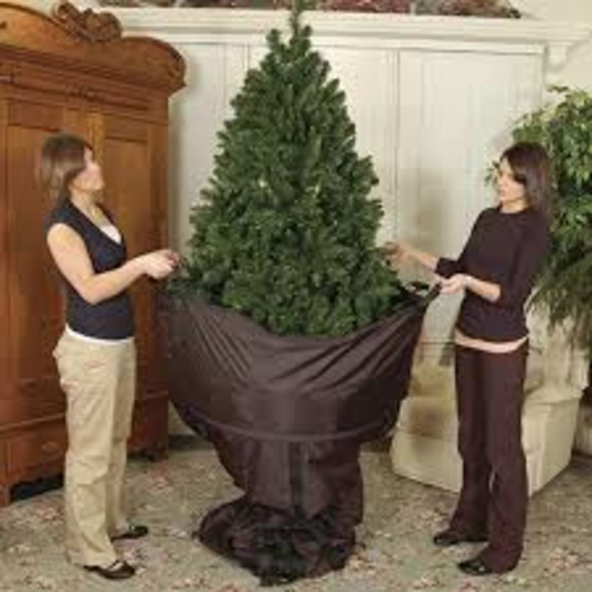 Headline for Christmas Tree Storage Bag
