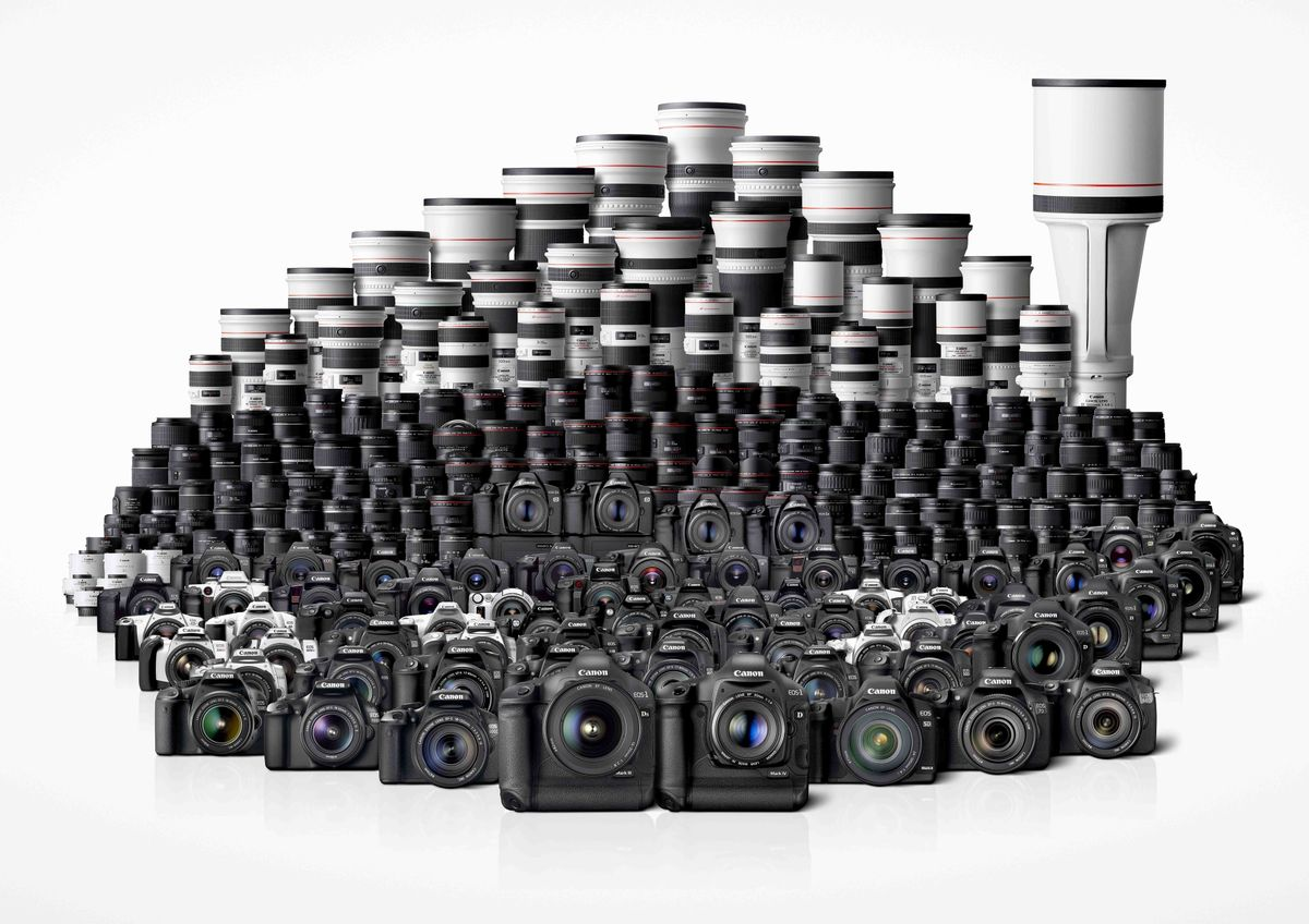 Headline for Specialized Lenses in Still Photography