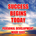 Success Begins Today - Technology - Productivity - Goal Setting