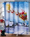 ChristmasShowerCurtainsSets