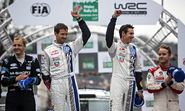 Sébastien Ogier wins Wales Rally GB after Kris Meeke's misfortune