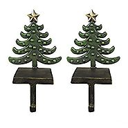 DII Iron Holiday Stocking holder (Set of 2) - Tree