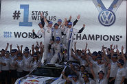 WRC news: VW keeps Ogier, Latvala, Mikkelsen in 2015 World Rally Championship