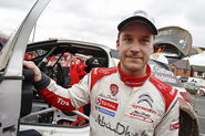 WRC news: Mads Ostberg keeps Citroen World Rally Championship drive for 2015