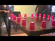 "Family Game Night ""Minute To Win It"""