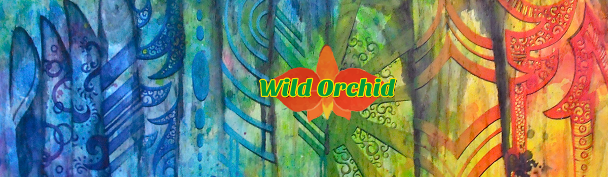 Headline for Wild Orchid Endangered Species