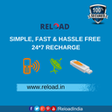 Reload Mobile Recharge Online - Reload Recharge Coupon