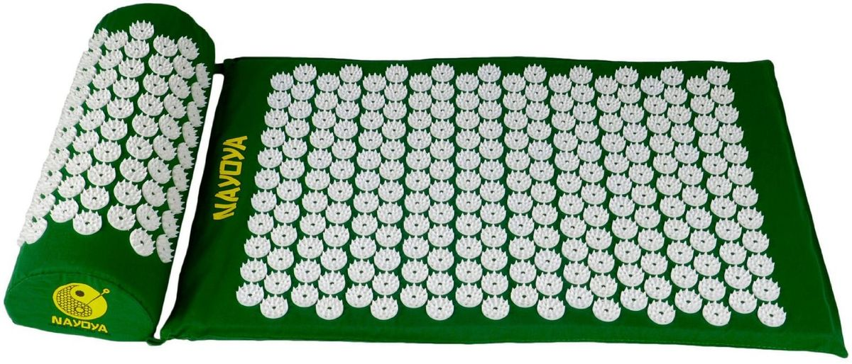 Headline for Acupressure Mat Dr Oz Review-Shakti Mat Bed of Nails 2015