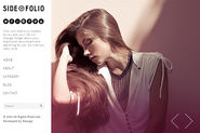 Side Folio Responsive Theme