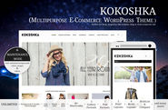 Kokoshka eCommerce WordPress Theme