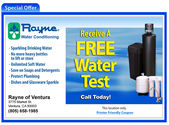 Online special offers on Water Conditioning Systems, Drinking Water Systems