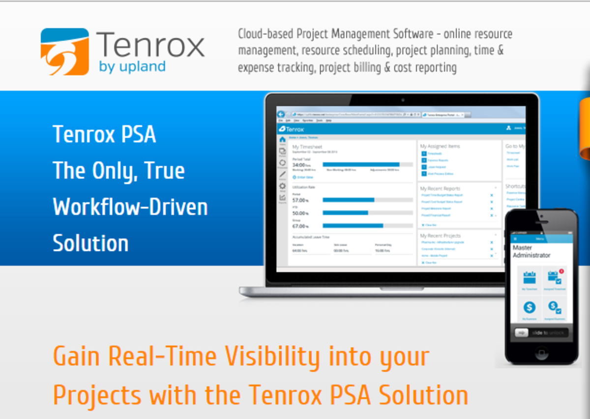 Headline for Your top tips for using @Tenrox #Crowdify #GetItDone