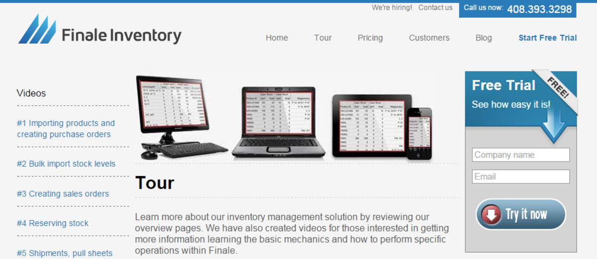 Headline for Your top tips for using @finaleinventory #Crowdify #GetItDone
