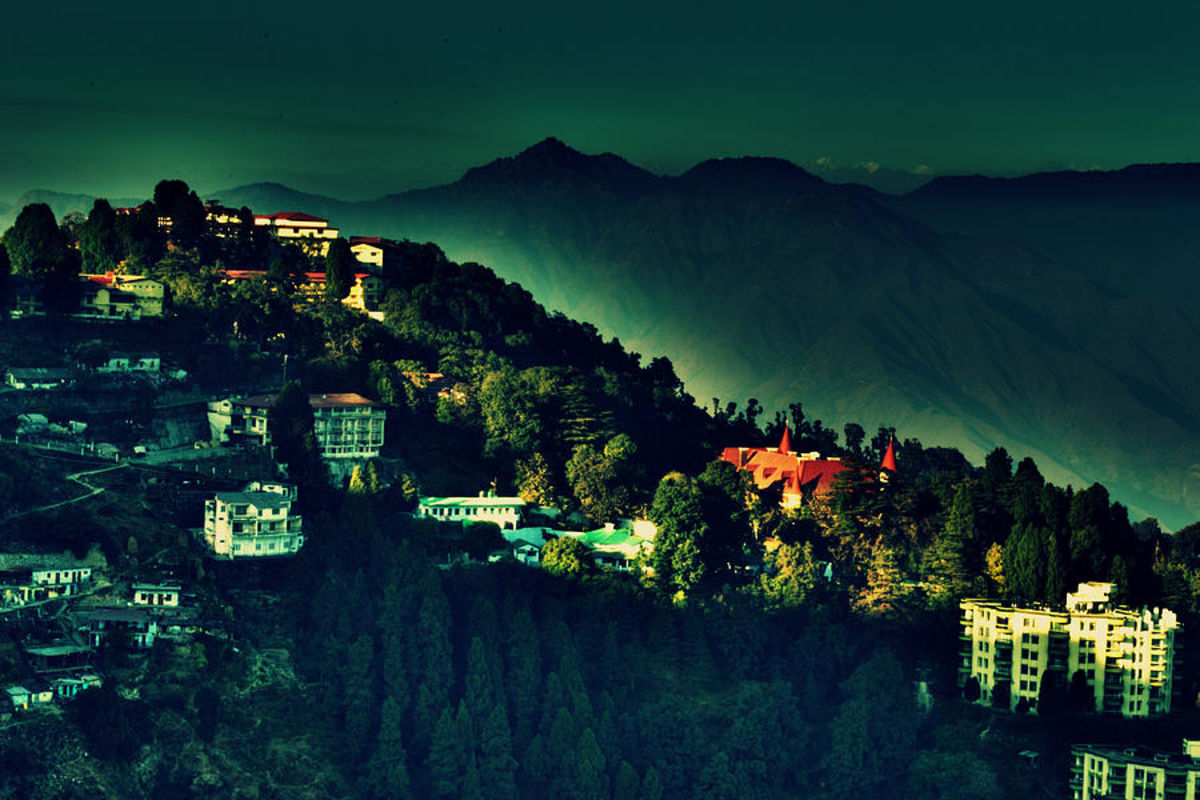 Headline for Best places to visit in and around Mussorie