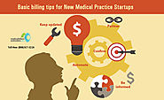 Basic billing tips for New Medical Practice Startups