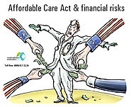 Have physicians' updated patients on ACA & financial risks