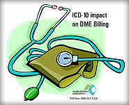 Understanding the ICD-10 impact on DME Billing