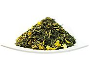 Buy Mango Green Tea - GreenHillTea